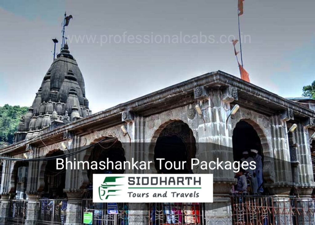 Pune to Bhimashankar cab tour package